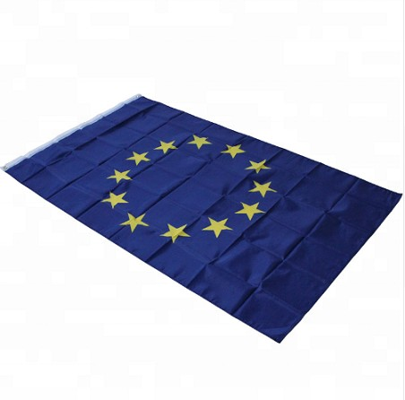 The European Union flag world country flags custom